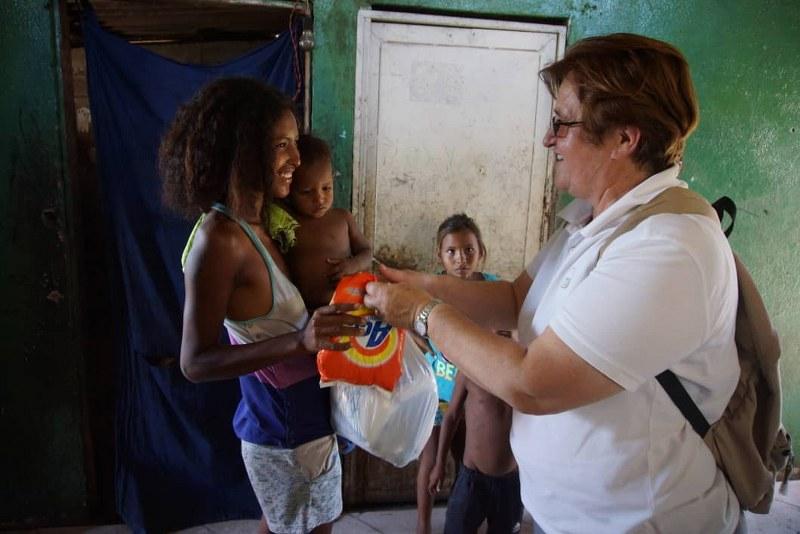 s.Lljilja misija venezuela